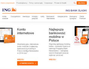 strona INGbank.pl