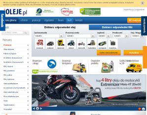 strona iOleje.pl