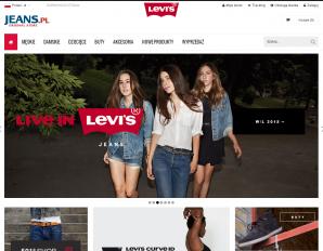 strona Jeans.pl