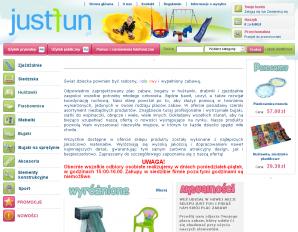 strona JustFun.pl