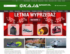 strona KajaSport.pl