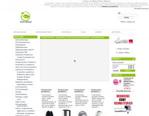 strona Klima-sklep.pl