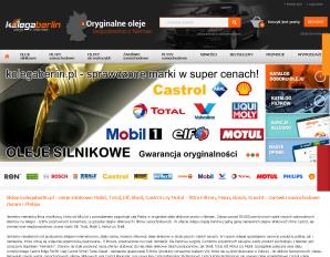 strona KolegaBerlin.pl