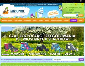 strona KRASNAL