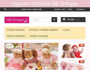 strona Lalki-Berenguer.pl