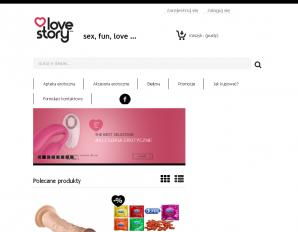 strona LoveStory.net.pl