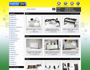 strona Meble24.sklep.pl