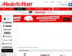 strona MediaMarkt.pl