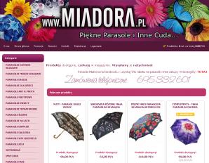 strona MiaDora.pl
