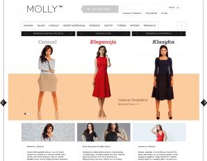 strona Molly.pl