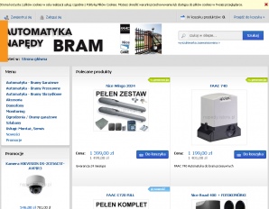 strona Napedy.istroe.pl
