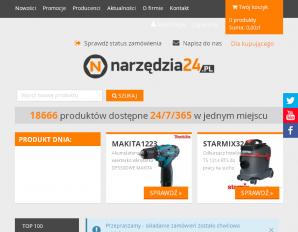 strona Narzedzia24.pl