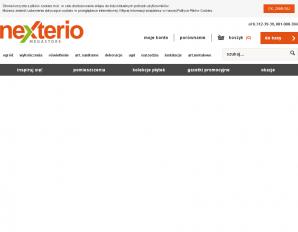 strona Nexterio.pl