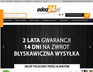 strona Odeo24.pl