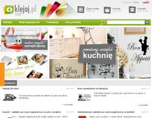 strona Oklejaj.pl