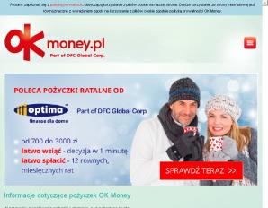 strona OKmoney.pl