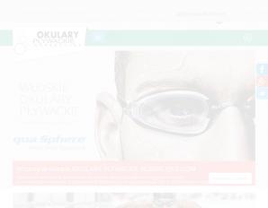 strona Okulary-plywackie-korekcyjne.com