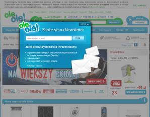 strona OleOle.pl