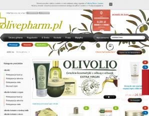 strona Olivepharm.pl