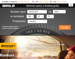 strona opony.pl