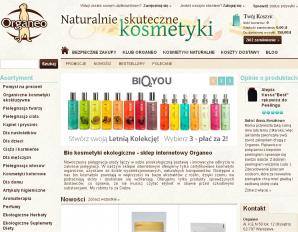 strona Organeo.pl