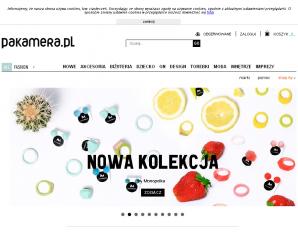 strona Pakamera.pl