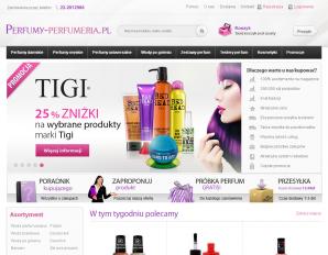strona Perfumy-Perfumeria.pl
