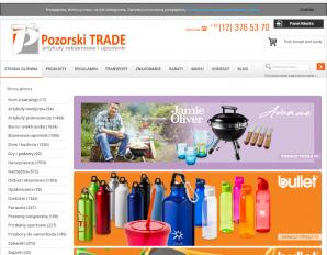 strona Pozorski Trade