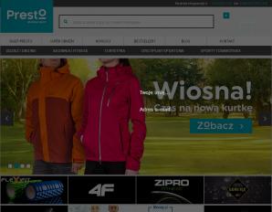 strona Sklep-Presto.pl