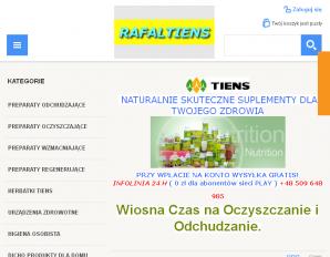 strona Rafaltiens.pl