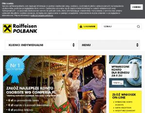 strona RaiffeisenPolbank.com