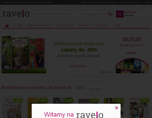 strona Ravelo.pl