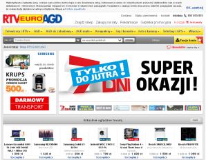 strona Euro.com.pl