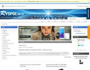 strona Ryspol.net.pl