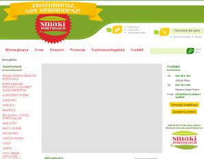 strona SmakiPortugalii.pl