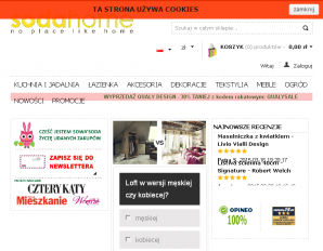 strona SodaHome.net
