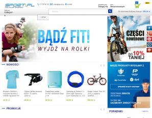 strona Sporti.pl