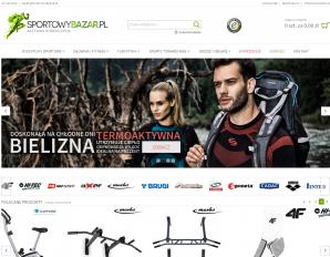 strona SportowyBazar.pl