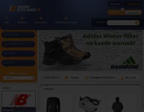 strona SportStylowo.pl