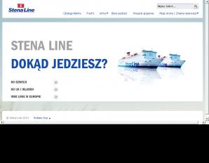 strona StenaLine.pl