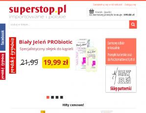 strona SuperStop.pl