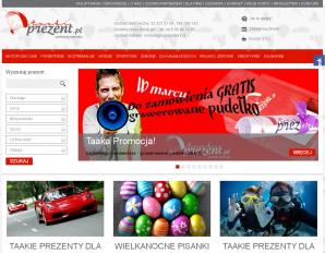 strona TaakiPrezent.pl