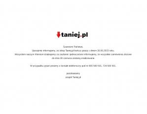 strona Taniej.pl