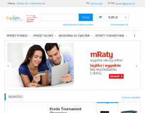 strona TopSlim.pl