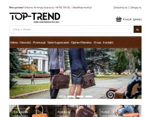 strona Top-Trend.pl