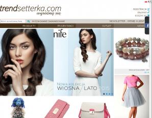 strona Trendsetterka.com