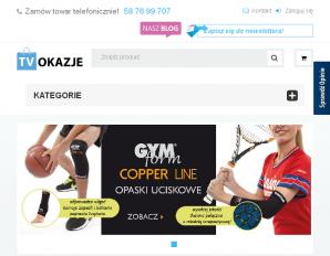 strona TVokazje.pl