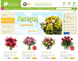 strona TwojeKwiaty.pl