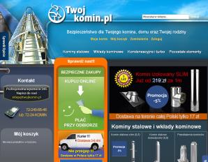 strona TwojKomin.pl