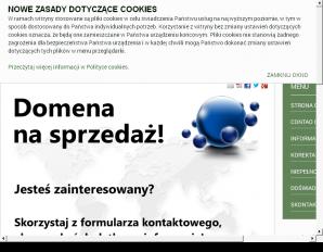strona Vestio.pl